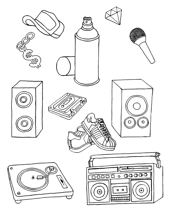 hip hop various final