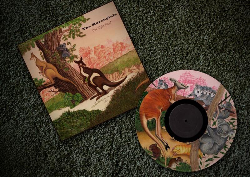 marsupial album and record low
