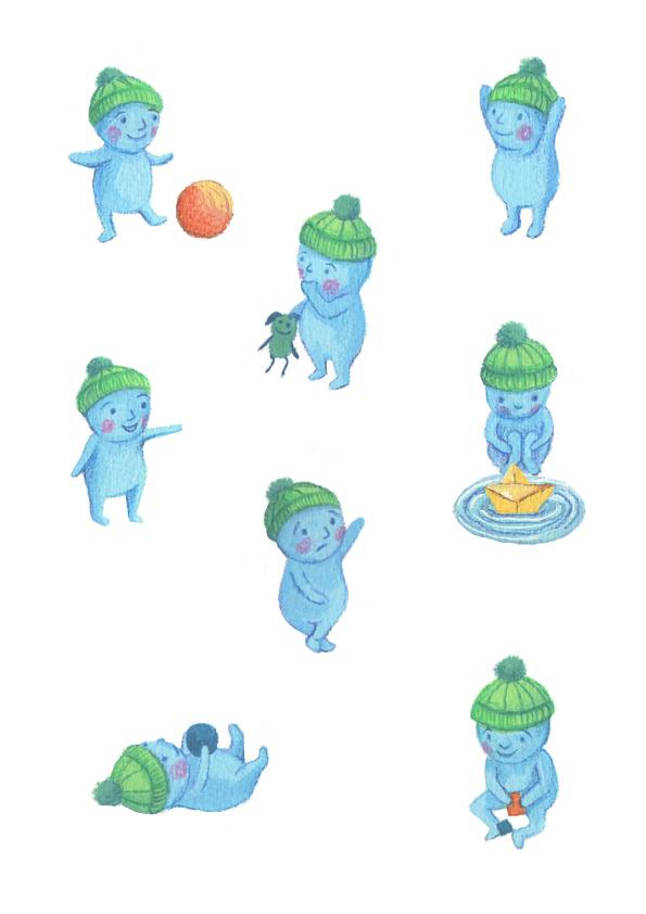Little Boy Blue sm