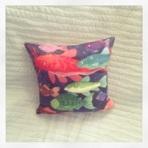 Fishies Cushion