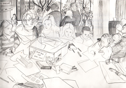 Sarahunderwood_sketchbook image.